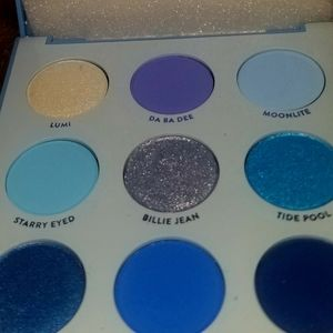Colourpop Blue Moon Eyeshado…